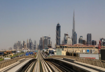 Giá bán BĐS Dubai năm 2015 giảm nhanh nhất thế giới